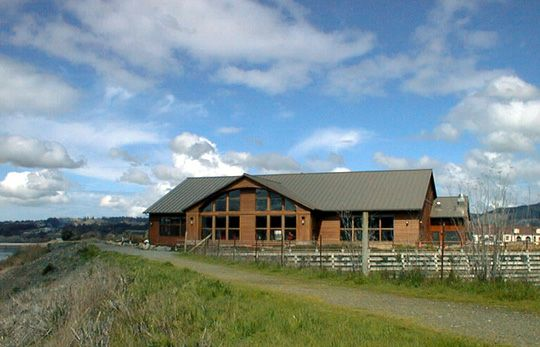 Fortuna River Lodge