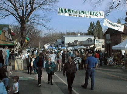 Murphys Irish Days
